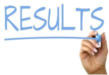 8th board exam results declared