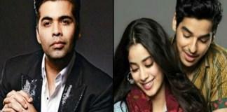 Karan Johar will make the film again with Ishan Khattar and Jahnavi Kapoor