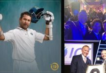 Sachin Tendulkar inducted into ICC Hall of Fame 2019