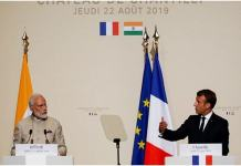 Agreement between France, India on digital technology