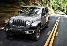 Jeep Wrangler launched in India