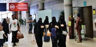 travel ban on women relaxed in saudi arabia