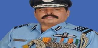 Air Marshal RKS Bhadoria appointed as the new Air Force Chief