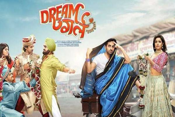 The film 'Dream Girl' grossed 50 crores at the box office