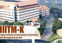 IIITM-K Recruitment