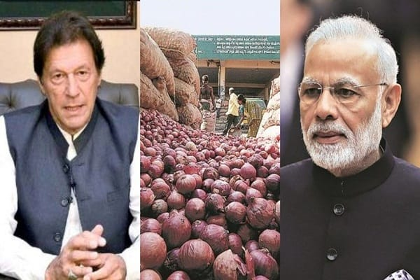 India will not buy onions from Pakistan