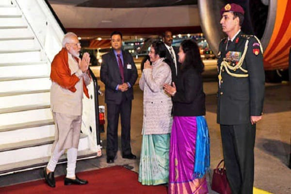 Modi stopped in Germany due to technical flaws in the aircraft