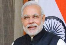 Narendra Modi calls the reduction in company tax a historic step