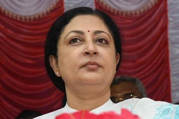 angry with transfer Madras High Court Chief Justice Vijaya Kamlesh Tahilramani has accepted the resignation