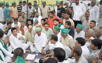 5-demands-were-met-up-farmers-call-off-their-protest-in-delhi