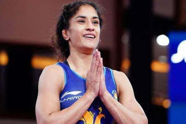vinesh phogat qualified for 2020 olympics