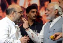 PM Modi wishes birthday to Amit Shah