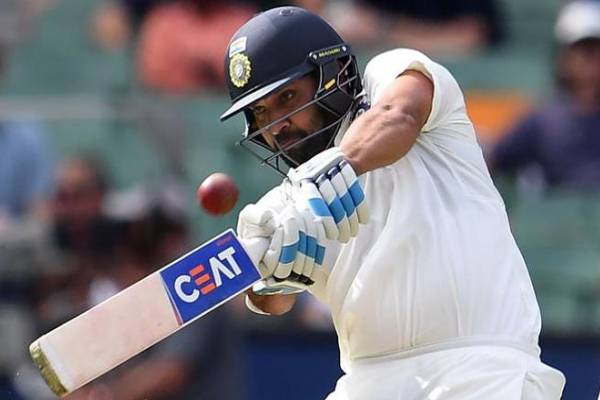 Rohit Sharma reaches top-10 of Test rankings