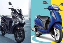 suzuki motorcycle overtaken hero motocorp