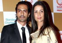 Arjun Rampal and Mehr Jesia divorce after 21 years