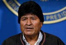 Bolivian foreign minister sacked two ambassadors