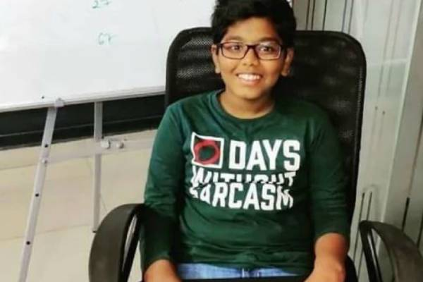 This boy became a Data Scientist at the age of just 12