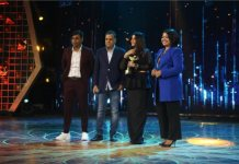 Content queen Ekta Kapoor honored with the title