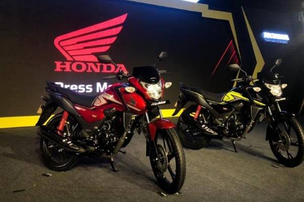 Honda SP 125 BS6 Bike Launched