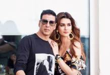 Kriti Sanon to work with Akshay Kumar again