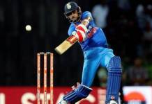 Manish Pandey played an unbeaten 129 in 54 balls