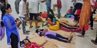 100 workers hospitalized after gas leaks at Odisha factory