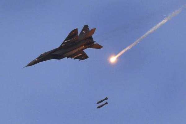 14 terrorists killed in airstrikesAfghanistan