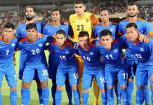 Indian football team to leave for World Cup qualifiers