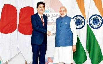 Meeting between narendra modi and Shinzo Abe canceled