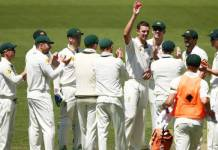 aus vs nz 1st day-night test 2nd day live score update