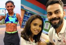 Jodhpur girl pooja bishnoi six pack abs at age of 8