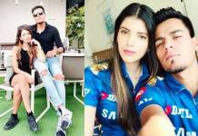 Deepak chahar brother rahul chahar engaged to his girlfriend