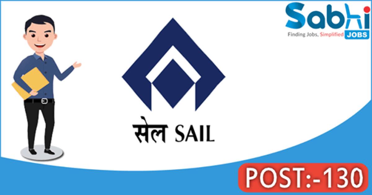 SAIL recruitment 130 Proficiency Training of Nurses