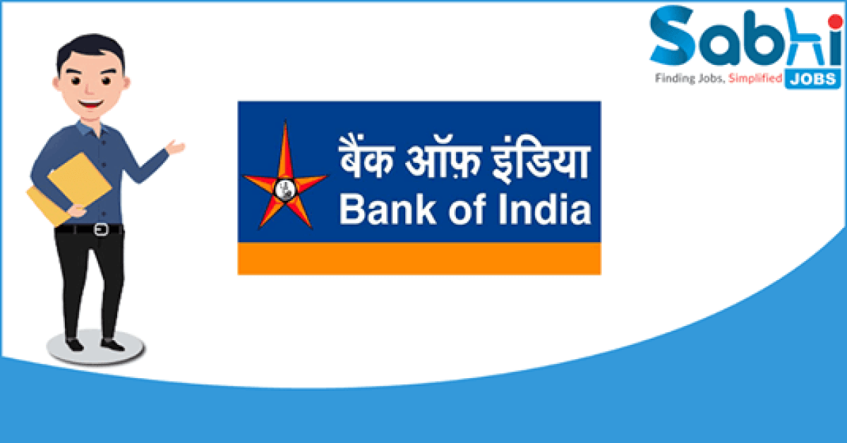 BOI recruitment 2018 apply application for Office Assistant post
