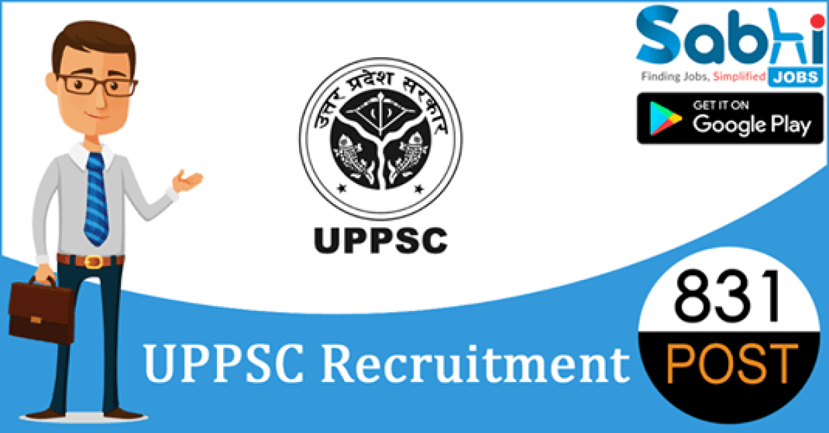 UPPSC recruitment 381 ACF/RFO Service Examination 2018
