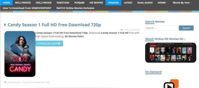 Sdmoviespoint Free Website For Tollywood, Bollywood Movies and web series Download, https://www.sabhindi.me/sdmoviespoint-free-bollywood-movies-download/
