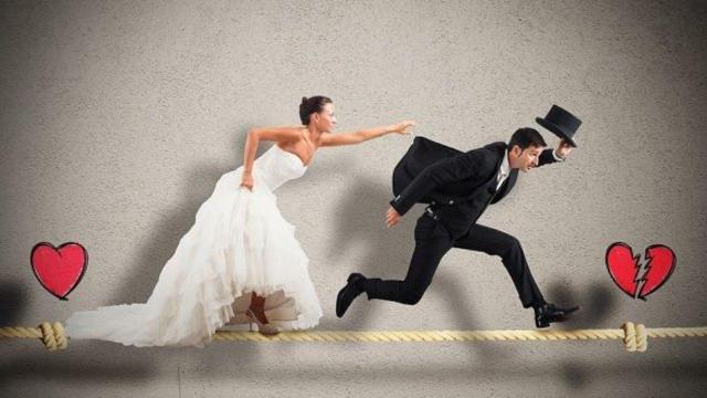 Miedo al matrimonio