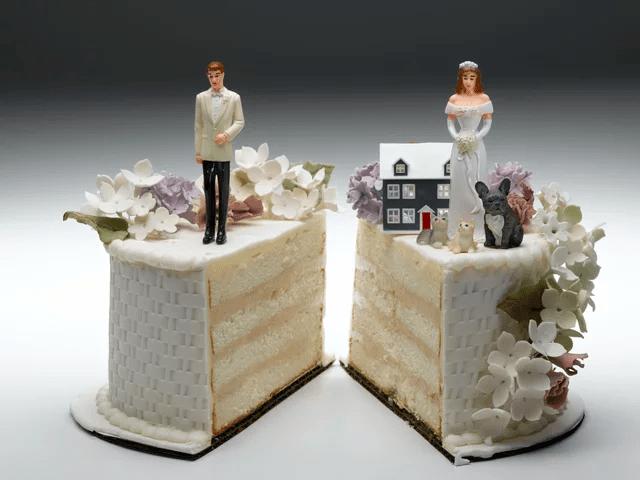 Datos curiosos sobre el divorcio