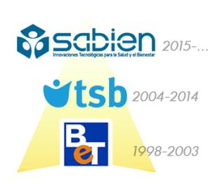 Evolución de los nombres de SABIEN