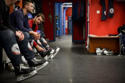 Les Lions / Hockey