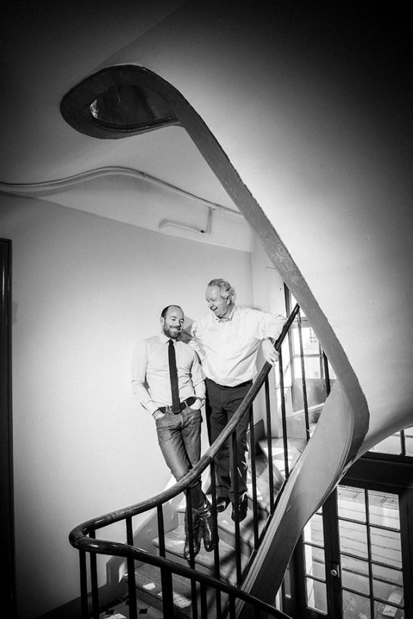 Pierre & Patrick Frey/ pour Bakélite