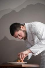 Chef Benjamin Millard/L'ARSENIC / EGO La Revue