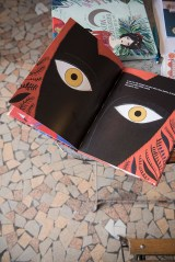 Reportage sur l'artiste Aurelia Fronty, pour les Enfants du Design