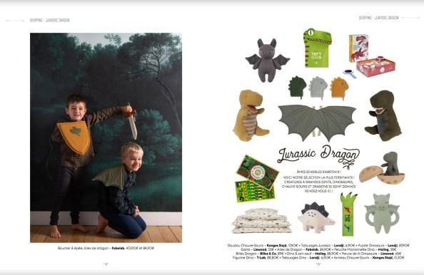 Les Enfants Du Design / Magazine de Noël 2020