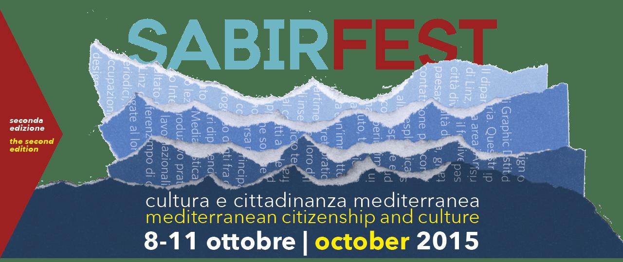 sabirfest, cultura e cittadinanza mediterranea