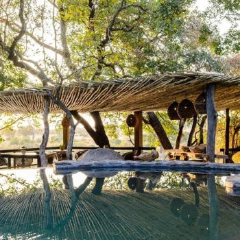 Singita Boulders Lodge Accommodation Activities Swimming Pool