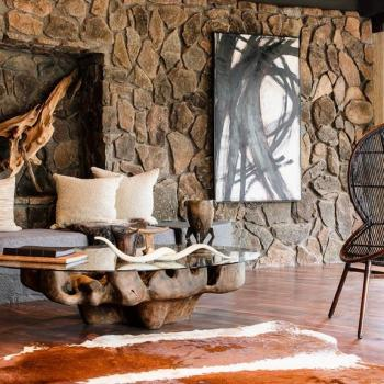 Singita Boulders Lodge Accommodation Lounge