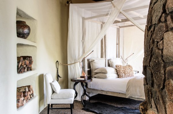 Singita Boulders Lodge Room
