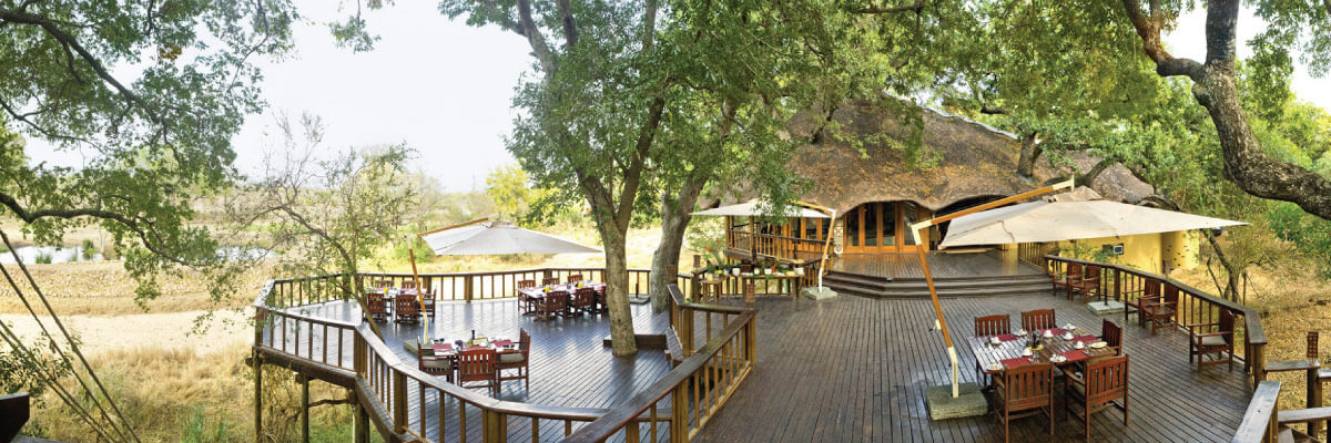 Ulusaba Private Game Reserve Safari Lodge Breakfast
