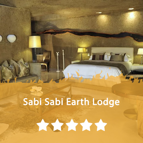 Sabi Sabi Earth Lodge Featured Image